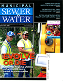 Evolve or Die: a Municipal Sewer & Water article